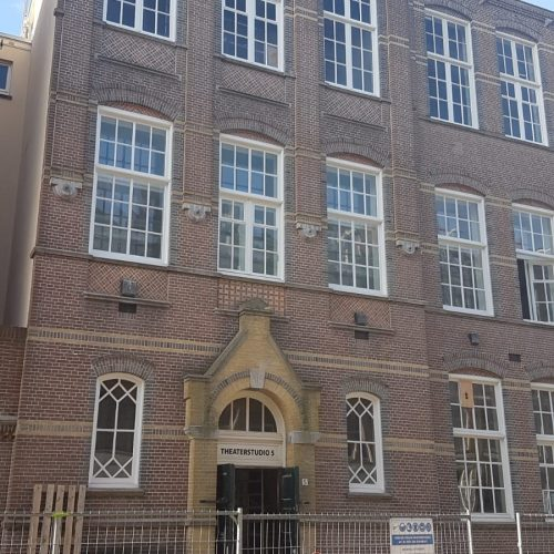 Gevel Amsterdam